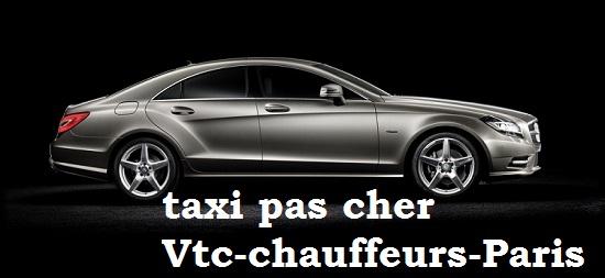 VTC CHAUFFEUR PARIS